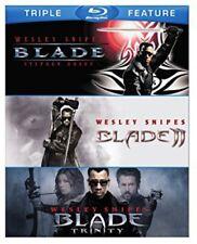 Blade / Blade II / Blade: Trinity [New Blu-ray] 3 Pack