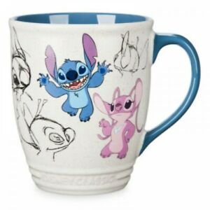 Stitch and Angel Mug - Lilo & Stitch - Disney Classics Collection mugs N:503