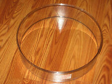 """NEW NUWAVE PRO INFRARED OVEN REPLACEMENT ACRYLIC DOME EXTENDER RING 3"""" TURKEY +"""
