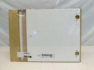 "NEW Ikea White Expedit Insert Doors NIB 14729, 001.982.04, 33x33 cm/ 13x13"""