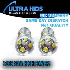 2x P21W 80W 16 CREE LED 1156 382 BA15S CANBUS ALTA POTENZA Drl Luce Reverse UK