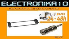 Marco de Montaje Radio 1DIN Seat Toledo, Leon, Audi A-3 +ISO ANT Envio Urgente