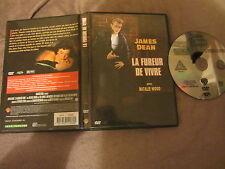La fureur de vivre de Nicholas Ray avec James Dean, DVD, Drame
