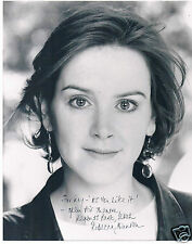 Rebecca Johnson  Theatre & TV Actress The Trip Hand Signed Photograph 10 x 8