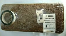 Jefferson Rugs  13 Brown Stair Tread Cover With Double Sided Tape NIB