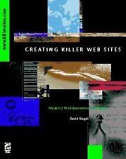 Creating Killer Web Sites: The Art of Third-Generation Site Design by Siegel, Da