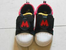Toddler Boys Mickey Mouse Capped Toe Tennis Shoes Size 7