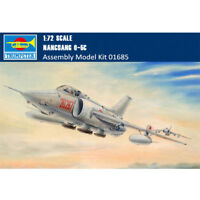 Trumpeter 01685 1/72 Scale Chinese Nanchang Q-5C Aircraft Assembly Model Kits