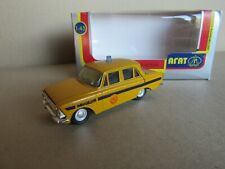 261K Agat Tantal URSS Moskvitch 408 Milice CCCP Police Russie 1:43