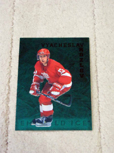 1995-96 Parkhurst International Emerald Ice Parallel (Pick Your Cards)