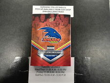 2017 AFLW ADELAIDE CROWS PREMIERSHIP CARD SET ONLY 500 MADE. limited.