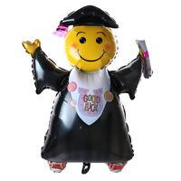 Big Graduation Boy Foil Balloons 103*80cm For Parties Deroctions   TFS