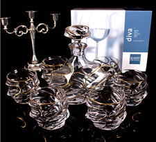 7 Pcs Whiskey Decanter Set Scotch Whisky Decanter Glass tumblers Total