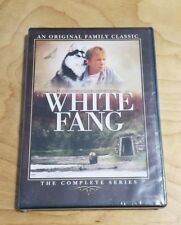 White Fang (DVD) The Complete Series 25 Episodes NEW and SEALED!