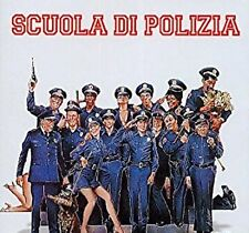 COFANETTO DVD - SCUOLA DI POLIZIA 1 2 3 4 5 6 7 (7 DVD) - import lingua italiana