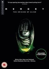 Memory - The Origins of Alien Region 2 DVD