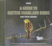 Guide To British Farmland Birds Their Sounds CD NEW* BBC Radio 4 Brett Westwood