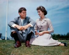 Jackie Kennedy Moments In Time Series- from Negative  RareAndOriginal Photo n117
