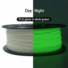 CCTREE 3D Printer Filament 1.75mm PLA 1kg for Creality CR-10 Glow In Dark Green