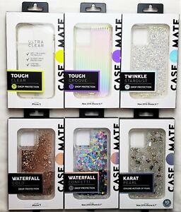 CaseMate Clear - Karat -Twinkle - Waterfall - Wallet Case iPhone 11 - Genuine