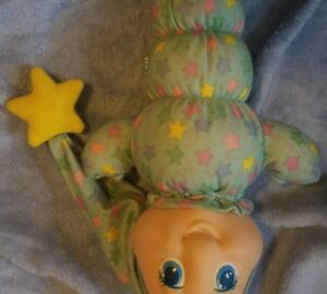 Vintage 1988 glowworm plush