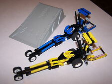 Lego 8238 Dueling Dragsters Technic Speed Slammers Complete #1