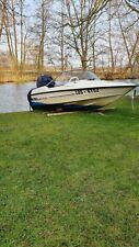 Motorboot Supersport 13 ohne Trailer Baujahr 2000