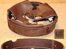 Coiffe intérieure cuir couleur brun casque Allemand M16 WWI taille 66