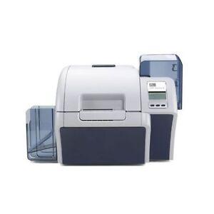 Zebra Z81-AM0C0000US00 Retransfer Single-sided ID Card Printer