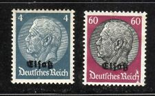 France 1940 SC# N 28, N 40 - Issued Under German Occupation M-H Lot # 173
