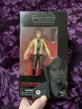 Star Wars The Black Series Luke Skywalker Yavin Ceremony 6 inch figure