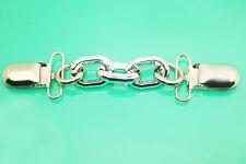 Cardigan Clasp Sweater Chain Clip Guard Cardigan Collar Holder Women Girl