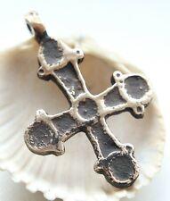 Ancient Viking Ornament Bronze Pendant Cross Reproduction (RP005)