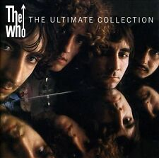 The Who Rock British Invasion Music CDs & DVDs