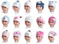 Wintermütze Kindermütze Babymütze Mütze für den Winter Top Qualität 38 Modelle