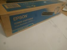 Genuine Original Epson Aculaser C9100 Cyan Toner Cartridge S050197