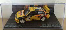 IXO 1:43 SEAT CORDOBA WRC - GARDEMEISTER - RALLY NEW ZEALAND 1999 - RALLY
