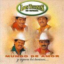 Los Tucanes De Tijuana : Mundo De Amor CD