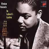 In Gabriel's Garden (CD, May-1996, Sony   SEALED MINT Wynton Marsalis,