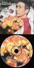 """Alain CHAMFORT """"Qu'est-ce que t'as fait..."""" (CD Maxi)"""