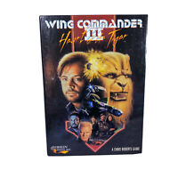 Origin Wing Commander 3 Heart of the Tiger Big Box PC Game CDROM