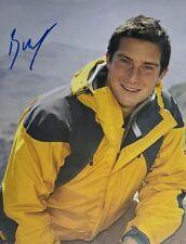 Bear Grylls Hand Signed 8x10 Photo W/ Holo COA