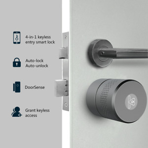 Smart Lock Fingerprint Phone Control cylinder M500