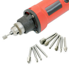 Hot 10PC Rotary File Electric Grinding Polishing Head Engraving Cutter Tool