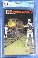 The Walking Dead #184 comic Cgc 9.6