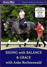 DVD Riding with Balance & Grace Anke Recktenwald - Dressage Horse Training