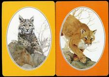BEAUTIFUL SWAP CARDS OF BIG CATS OF THE JUNGLE  WIDES BRAND NEW