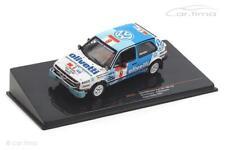 VW Golf II GTI 16V - Safari Rallye 1987 - Eriksson / Diekmann - IXO 1:43 - RAC26