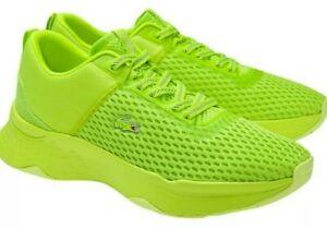 Lacoste Court Drive Men's Textile mesh Sneakers- Light Green- NEW W/BOX