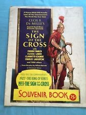 THE SIGN OF THE CROSS: MOVIE PROGRAM